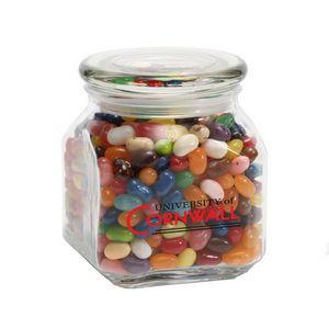 Jelly Bellys in Medium Glass Jar