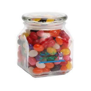 Standard Jelly Beans in Medium Glass Jar