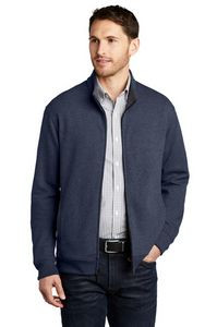 Port Authority® Interlock Full-Zip Jacket