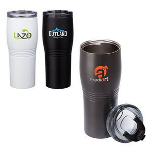 Misty 20 oz. Double Wall Stainless Steel Tumbler