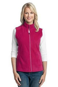 Port Authority® Ladies' Microfleece Vest