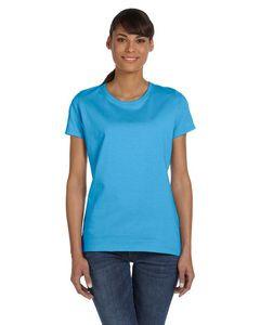 Fruit Of The Loom® Ladies' 5 Oz. 100 percent Heavy Cotton HD™ T-Shirt