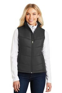 Port Authority® Ladies' Puffy Vest