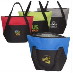 Lunch Size Cooler Tote Bag