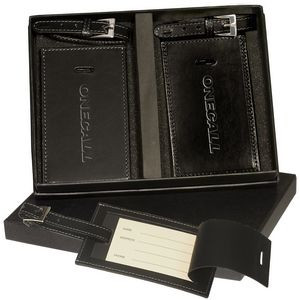 Whitney™ Marquis Two Luggage Tag Set