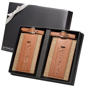 Sierra™ Luggage Tags Gift Set