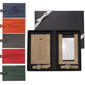 Casablanca™ Luggage Tag Set
