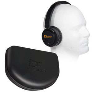 Bluetooth® Wireless Noise Cancelling Headphones with Inline Microphone