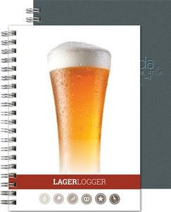 "TasterJournals™ - Classic LagerLogger (5""x7"")"