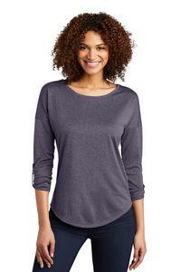 OGIO® Ladies Gravitate Scoop ¾-Sleeve Shirt