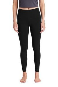 Sport-Tek® Ladies' 7/8 High Rise Legging