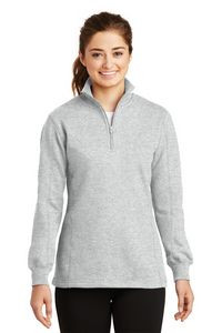 Sport-Tek® Ladies' 1/4-Zip Sweatshirt
