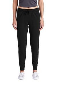 Sport-Tek® Ladies' PosiCharge® Tri-Blend Wicking Fleece Joggers