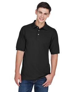 Harriton® Men's 5.6 Oz. Easy Blend™ Polo Shirt