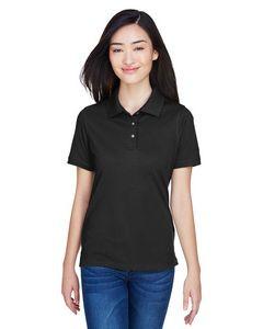 Harriton® Ladies' 5.6 Oz. Easy Blend™ Polo Shirt
