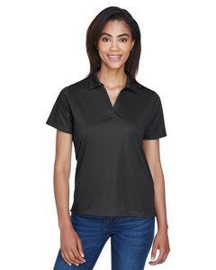 Harriton® Ladies' Micro Piqué Polo Shirt
