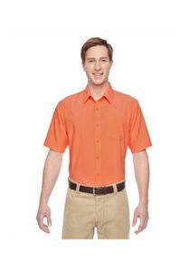 Harriton Men's Paradise Short-Sleeve Performance Shirt