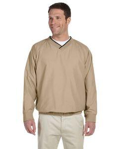 Harriton® Microfiber Windshirt