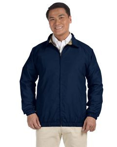 Harriton® Microfiber Club Jacket