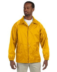 Harriton® Nylon Staff Jacket