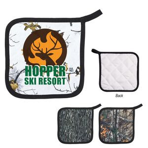 Realtree® Quilted Pot Holder