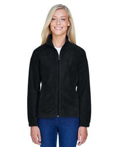 Harriton® Ladies' 8 Oz. Full-Zip Fleece Jacket