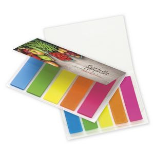 BIC® Mylar Flag Booklet