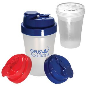 12 Oz. Mini Fitness Shaker