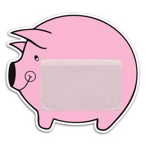 Piggy Bank Pocket Magnet