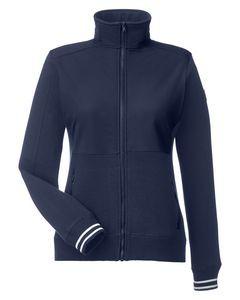 NAUTICA Ladies' Navigator Full-Zip Jacket