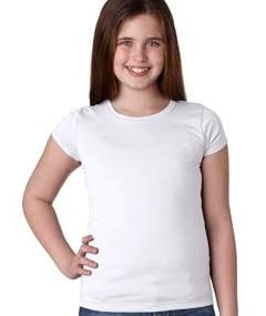 Next Level Girls' Princess T-Shirt
