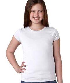 Next Level Girls' Princess T-Shirt