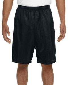 A4 Nine Inch Inseam Mesh Shorts