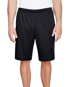 "A-4 Men's 9"" Inseam Pocketed Performance Shorts"
