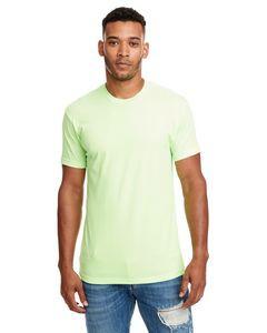 Next Level Men's CVC Crewneck Shirt
