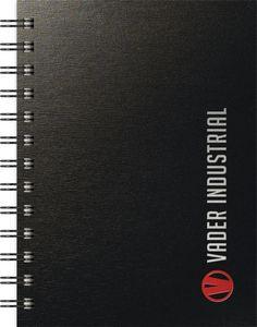 TexturedMetallic Journals - NotePad