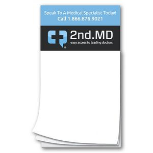 Add-A-Pad 50 sheet Blank Pad