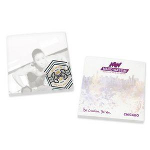 "3""x3"" BIC® Adhesive 25 Sheet Notepad"