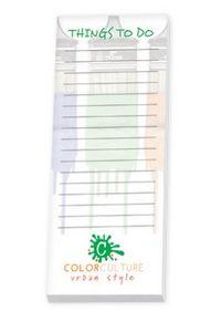 "3""x8"" BIC® Ecolutions® Adhesive 25 Sheet Notepad"