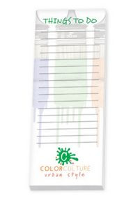 "3""x8"" BIC® Ecolutions® Adhesive 50 Sheet Notepad"