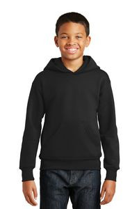 Hanes® Youth EcoSmart® Pullover Hooded Sweatshirt