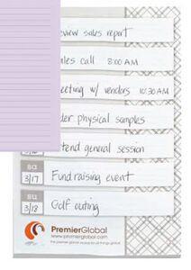 "6""x9"" BIC® Adhesive 25 Sheet Notepad"
