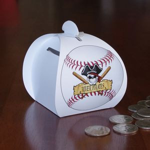 Baseball Paper Bank