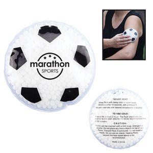 Soccer Ball Hot/Cold Gel Pack