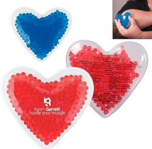 Heart Hot/Cold Gel Pack - Heart Shape