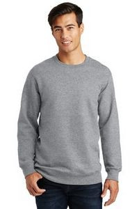 Port & Company® Men's Fan Favorite™ Fleece Crewneck Sweatshirt