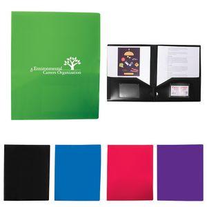 2-Pocket Folder