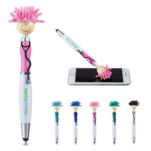MopTopper™ Screen Cleaner w/Stethoscope Stylus Pen