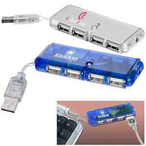 Mini USB 4 Port Hub 1.1