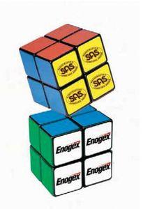 Rubik's® 4 Panel Mini Stock Cube